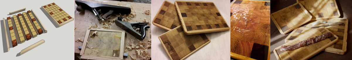 ultimately functional cutting board